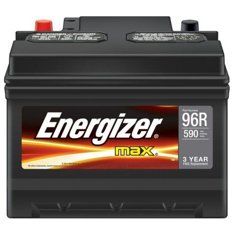 Energizer 12 volt Automotive Battery - Group Size 96R
