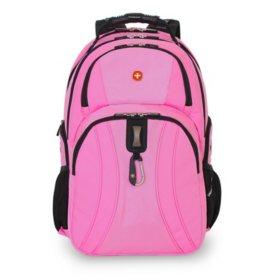 SwissGear ScanSmart Laptop Backpack, Select Color