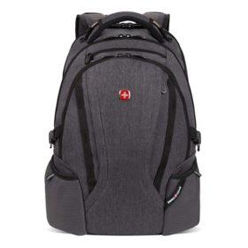 Swissgear 3760 ScanSmart Laptop Backpack, Choose Color
