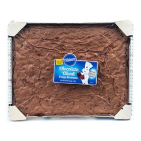Pillsbury Chocolate Chunk Fudge Brownies (64.8oz)