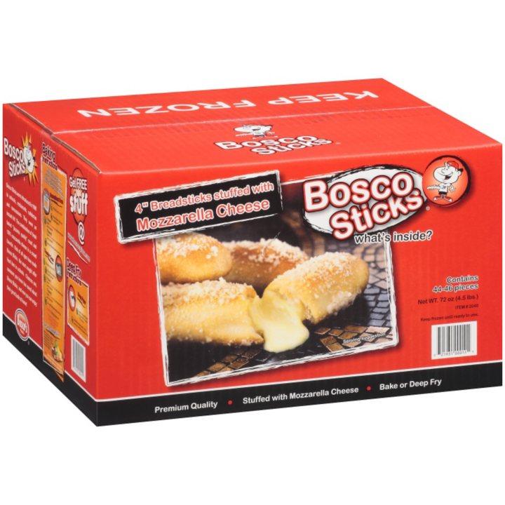 Bosco Food Service Website
