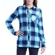 Designer Women's Flannel Shirt