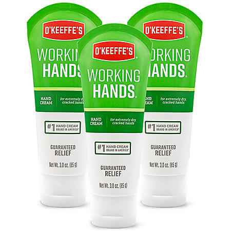 O'Keeffe's Working Hands (3 oz., 3 pk.)