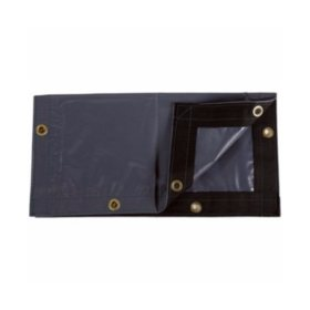 Weather Guard 20' by 30' Extreme Duty PVC Tarp