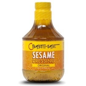 Feast From The East Sesame Dressing (32 oz.)