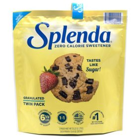 SPLENDA Granulated Sweetener Twin Pack (12.6 oz., 2 pk.)