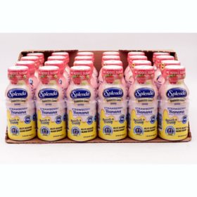 Splenda Diabetes Care Shakes, Strawberry Banana, (8 fl., oz. 24 pk)