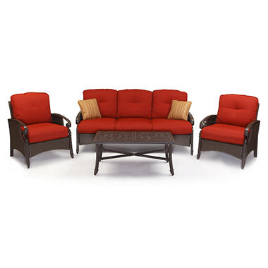 Kerrington Outdoor Patio Seating Set 4 pc.
