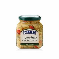 DeLallo Artichoke Bruschetta (10 oz,. 6 ct.)