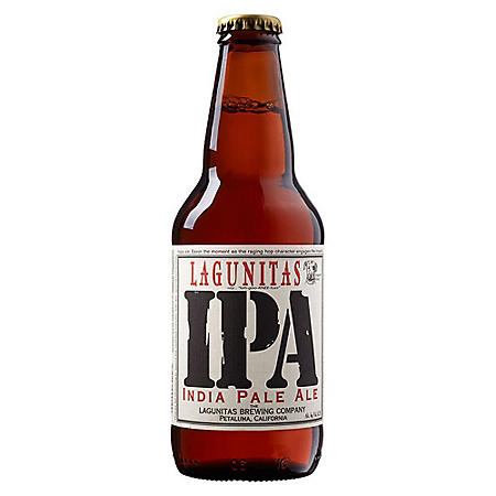 Lagunitas India Pale Ale (12 fl. oz. bottle, 24 pk.)