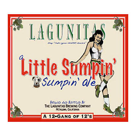 Lagunitas Little Sumpin' Ale (12 fl. oz. bottle, 12 pk.)