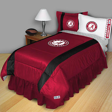 NCAA Loyal Fan Bedding Package - Pick Your Team!