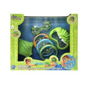 Aqua Creature Multi-Pack Swim Set