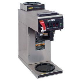 Bunn CWTF15 - 12-Cup Automatic Brewer with 1 Lower/1 Upper Warmers