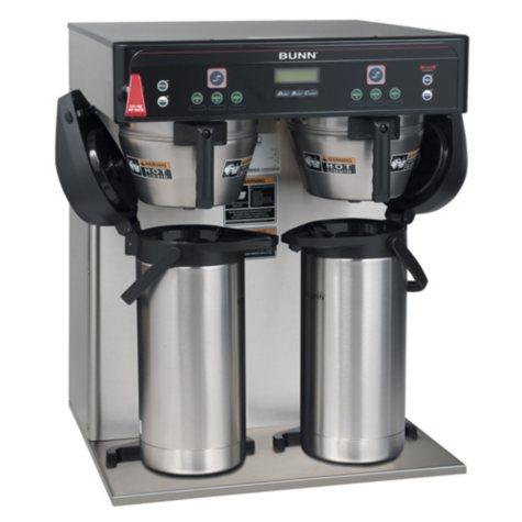 Bunn ICB Twin Infusion Coffee Brewer Airpots
