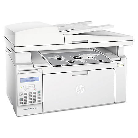 HP LaserJet Pro MFP M130fn Multifunction Laser Printer, Copy