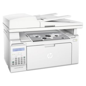HP LaserJet Pro MFP M130fn Multifunction Laser Printer, Copy/Fax/Print/Scan