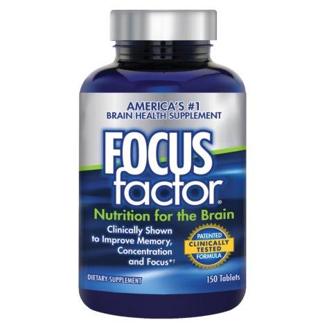 FOCUSfactor - 150 ct.