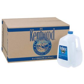 Kentwood Springs Artesian Water (1gal / 6pk)