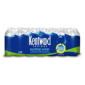 Kentwood Springs Purified Water (16.9oz / 35pk)