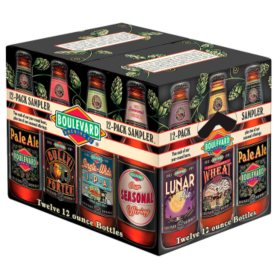 Boulevard Sampler (12 fl. oz. bottle, 12 pk.)