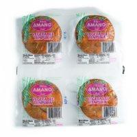 Hilo's Amano Finest Vegetable Tempura Deep Fried Fish Cake (5.5 oz. ea, 4 ct.)