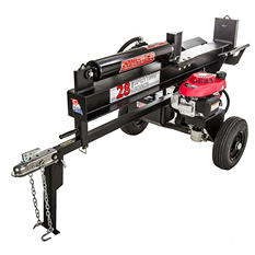 Swisher 5.1HP Honda 28-Ton Direct Drive Log Splitter with Bonus 4-Way Wedge