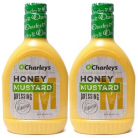 O'Charley's Honey Mustard Dressing (32 oz., 2 ct.)