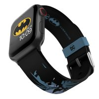 DC Comics Officially Licensed Silicone Smartwatch Band Compatible with Apple Watch (38/40mm and 42/44mm) and Android Smartwatch with a 22mm Pin (Various Characters)