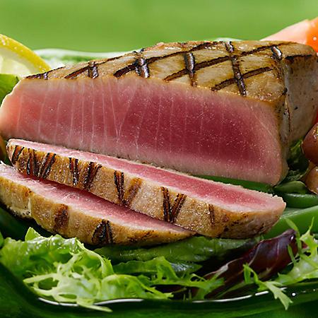 Treasures from the Sea Ahi Tuna Steaks (32 oz.)