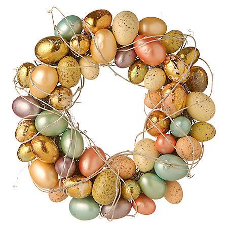"""16"""" Easter Egg Wreath"""