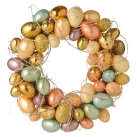 "16"" Easter Egg Wreath"