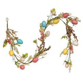 "59"" Easter Eggs Garland"