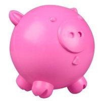 Premier Pet Fun Durable Pig Treat Dispensing Dog Toy