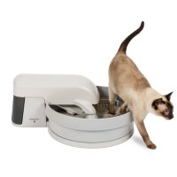 Premier Pet Auto-Clean Litter Box with 6-Month Supply of Filters