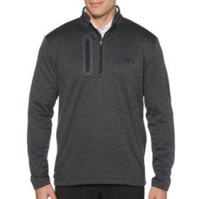 Callaway Tech Fleece Quarter Zip Pullover