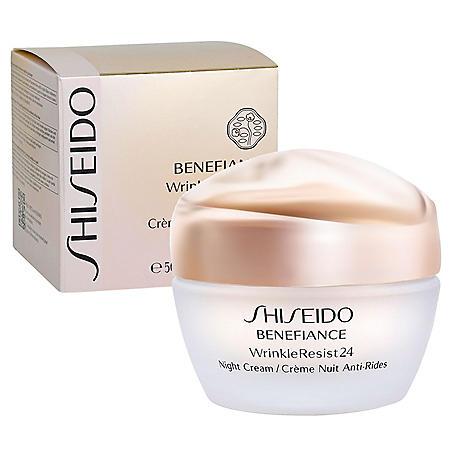 Shiseido WrinkleResist24 Night Cream (1.7 oz.)