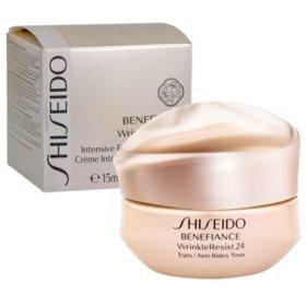 Shiseido Wrinkle Resist24 Intensive Eye Contour Cream (.5 oz.)
