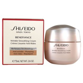 Shiseido Benefiance Wrinkle Smoothing Cream (2.6 oz)