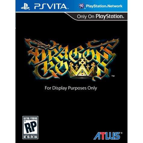 Dragon's Crown - PS Vita