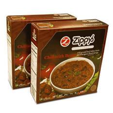 Zippy's Chili w/ Beans - 2/ 1.5 lbs. each