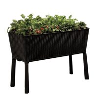 Keter Easy Grow Patio Garden Flower Plant Planter Deals