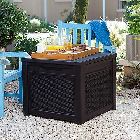 Marvelous Keter 55 Gallon Storage Table Home Remodeling Inspirations Gresiscottssportslandcom
