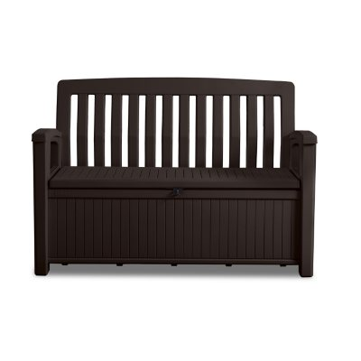 Best Seller Keter 60 Gallon All Weather Outdoor Patio Storage Bench