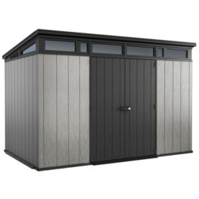 Keter Artisan 11' x 7' Customizable Storage Shed