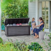 Deals on Keter 165-Gallon Resin Outdoor Deck Box