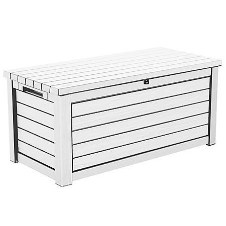 Keter 165-Gallon Resin Outdoor Deck Box