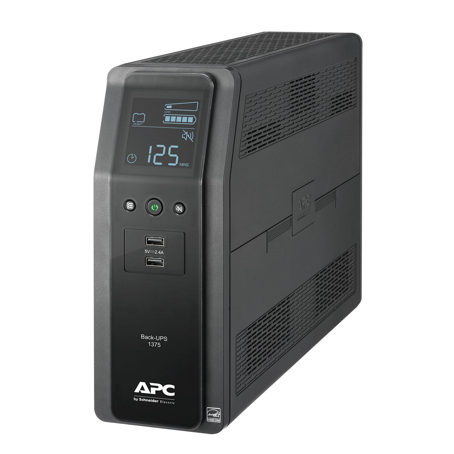 APC Back-UPS Pro Tower 1375VA 10 Outlet 2 USB