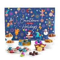 Oversized Holiday Advent Countdown Gift