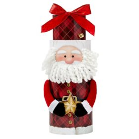 DesignPac Novelty Tower of Treats - Santa